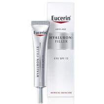 Eucerin Hyaluron Filler contorno de Ojos SPF15, 15ml