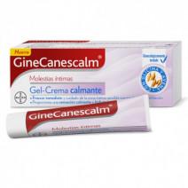 GINECANESCALM GEL CREMA 15 G