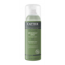 Cattier Desodorante Spray Hombre, 100 ml