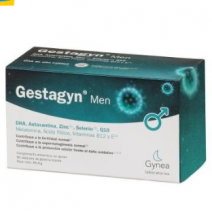 Gestagyn Men Contribuye a la Fertilidad Normal, 60 capsulas