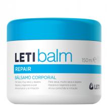 Letibalm Repair Balsamo Corporal Pieles Secas, 150 ml