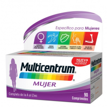 Multicentrum Mujer, 90 comprimidos