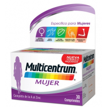 Multicentrum Mujer, 30 comprimidos