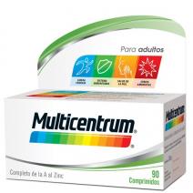 Multicentrum, 90 comprimidos
