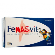 Femasvit, 30 capsulas
