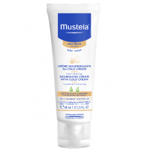 Mustela Cold Cream Crema Facial Nutriprotector 40ml