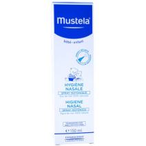 Mustela Bebe Higiene Nasal Spray Isotonico Agua de Mar, 150ml