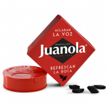 Juanola Pastillas Caja Pequeña 5.4 g