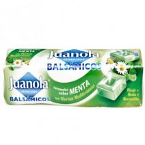 Juanola Caramelos Menta Vitamina C y Hierbas Medicinales, 32.4 g