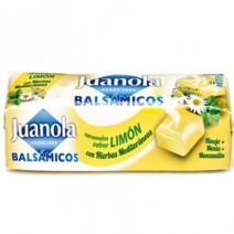 Juanola Caramelos Limon Vitamina C y Hierbas Medicinales, 32.4 g