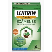 Angelini Leotron Examenes, 20 sobres bucodispersables