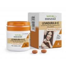Angelini Natura Levadura A+E, 60 comprimidos