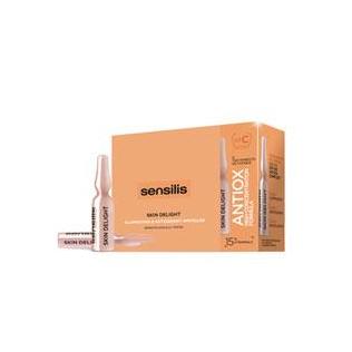 Sensilis Skin Delight 15 ampollas x 1.5ml