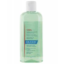 Ducray Sabal Champu Antiseborreico, 125 ml