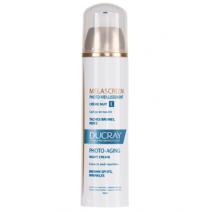 Ducray Melascreen Fotoenvejecimiento UV Anti-Aging Crema De Noche, 50ml