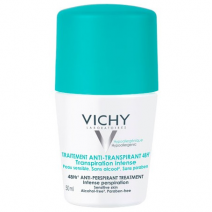 Vichy Tratamiento Antitranspirante 48h, Roll-on 50 ml