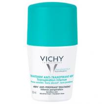 Vichy Desodorante Antitranspirante 48h, Roll-on 50 ml