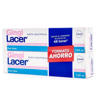 Lacer DUPLO Gingilacer Pasta 2 x 125ml