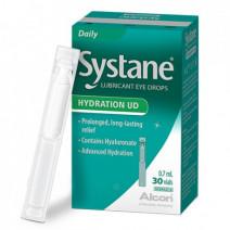 Systane HIDRATACION UD Gotas Oftálmicas, 30 monodosis