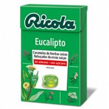 RICOLA EUCALIPTO S/A CAJA
