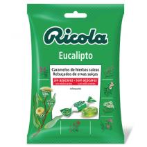 RICOLA EUCALIPTO  BOLSA