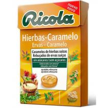 Ricola Caamelos Hiervas / Caramelo 50g