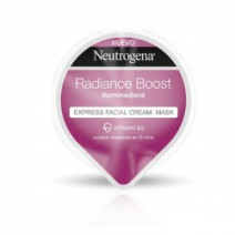 NEUTROGENA RADIANCE BOOST EXPRESS FACIAL CREAM-M 10 ML