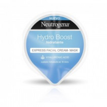 Neutrogena Hydro Boost Express Facial Cream-Mask Hidratante