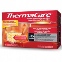ThermaCare Parche Térmico Terapeutico Zona Lumbar y Cadera, 4u
