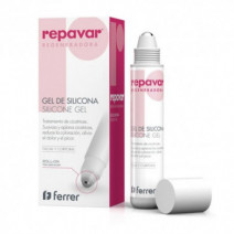 Repavar Regeneradora Gel de Silicona Tratamiento Cicatrices Roll-on, 20ml