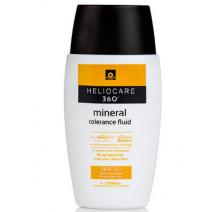 Heliocare 360º Mineral Tolerance Fluido SPF 50+ Protector Solar, 50ml