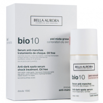 Bella Aurora Bio10 Protect Suero Antimanchas Piel Mixta-Grasa 30ml