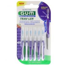 Gum Interdental Trav-ler 1.2mm 1512, 6 u