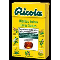 Ricola Caramelos sin Azucar Hierbas Suizas 50 g