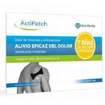 Actipach Alivio del Dolor de Musculos y Articulaciones 7 Dias, 1 unidad