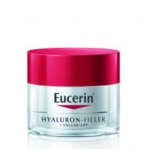 Eucerin Hyaluron Filler Volume Lift Crema de Día SPF15 Piel Seca, 50ml