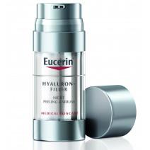 Eucerin Hyaluron Filler Peeling & Serum Noche, 30 ml