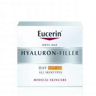 Eucerin Hyaluron Filler Crema Antiarrugas Día SPF30, 50ml