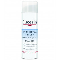 Eucerin Hyaluron Filler Textura Enriquecida Dia, 50 ml