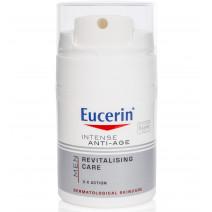 Eucerin Men Crema Hombre Facial Anti-Edad Día Piel Sensible, 50ml
