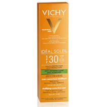 Vichy Ideal Soleil SPF30 Tratamiento Corrector Matificante, 50ml