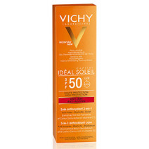 Vichy Ideal Soleil SPF50 Anti Edad 50ml