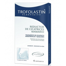 Trofolastin Reductor de Cicatrices Mamario 3 x 2 Apósitos