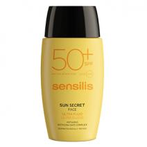 SENSILIS SUN SECRET PROTECTOR SOLAR SPF50+ CREMA FACIAL ULTRA FLUIDO, 40ML