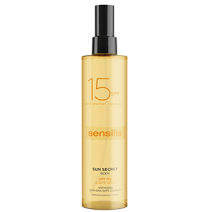 Sensilis Sun Secret Aceite Seco SPF15 , 200 ML