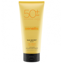 Sensilis Sun Secret Gel-Crema SPF50+ , 200ml