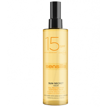 Sensilis Sun Secret Aceite Cabello SPF15 , 100ml