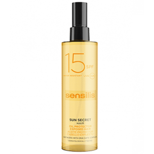 SENSILIS SUN SECRET ACEITE CABELLO EXP SPF15 100 ML
