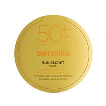 Sensilis Sun Secret Compact NATURAL SPF50+ , 10G