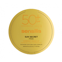 Sensilis Sun Secret Compact BRONZE SPF50+ , 10G